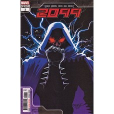 2099 Omega, Vol. 1 # 1A Patrick Gleason Regular Cover