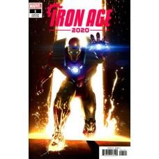 2020 Iron Age # 1B Variant Rahzzah Cover