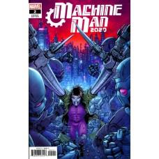 2020 Machine Man # 2B Variant Juan Jose Ryp Cover