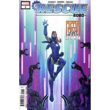 2020 Rescue # 1A Regular Paco Medina Cover