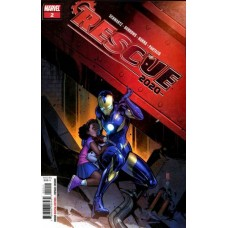 2020 Rescue # 2A Regular Paco Medina Cover