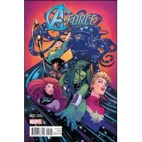 A-Force, Vol. 2 # 2B Incentive Joelle Jones Variant Cover