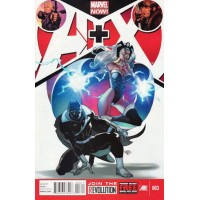 A+X # 3A Regular Chris Bachalo Cover
