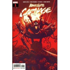 Absolute Carnage # 1A Ryan Stegman Regular Cover