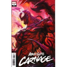 Absolute Carnage # 1B Stanley 'Artgerm' Lau Variant