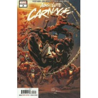 Absolute Carnage # 2A Regular Ryan Stegman Cover