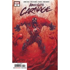 Absolute Carnage # 4A Regular Ryan Stegman Cover
