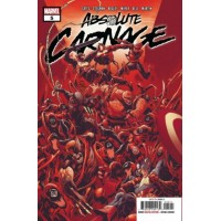 Absolute Carnage # 5A Regular Ryan Stegman Cover