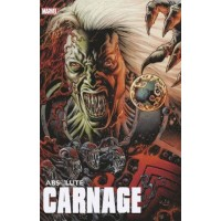 Absolute Carnage # 5J Variant Kyle Hotz Connecting Cover