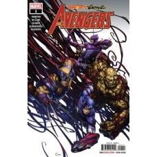 Absolute Carnage: Avengers # 1A Regular Clayton Crain Cover