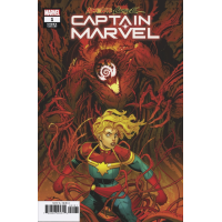 Absolute Carnage: Captain Marvel # 1C Variant Nick Bradshaw Codex Cover