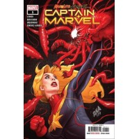 Absolute Carnage: Captain Marvel # 1A Regular David Nakayama Cover