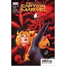 Absolute Carnage: Captain Marvel # 1A Regular David Nakayama Cover