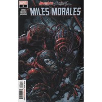 Absolute Carnage: Miles Morales # 2A Regular Clayton Crain Cover