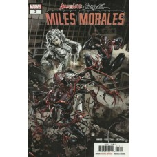 Absolute Carnage: Miles Morales # 3A Regular Clayton Crain Cover