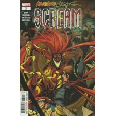 Absolute Carnage Scream # 2A Regular Gerardo Sandoval Cover
