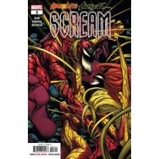 Absolute Carnage Scream # 3A Regular Gerardo Sandoval Cover