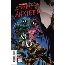 Absolute Carnage: Separation Anxiety # 1A