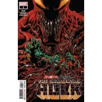 Absolute Carnage: The Immortal Hulk # 1A Regular Kyle Hotz Cover
