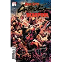 Absolute Carnage Vs Deadpool # 1A Regular Tyler Kirkham Cover
