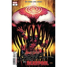 Absolute Carnage Vs Deadpool # 2A Regular Tyler Kirkham Cover