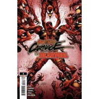 Absolute Carnage Vs Deadpool # 3A Regular Tyler Kirkham Cover