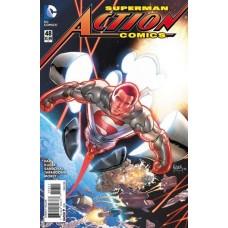 Action Comics, Vol. 2 # 48A Aaron Kuder Regular Cover