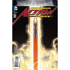 Action Comics, Vol. 2 # 50A Regular Aaron Kuder Cover
