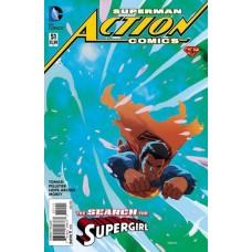 Action Comics, Vol. 2 # 51A Karl Kerschl Regular Cover