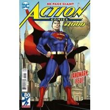 Action Comics, Vol. 3 # 1000A Regular Jim Lee & Scott Williams Cover