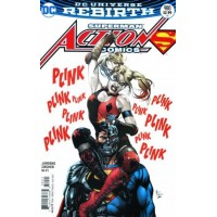 Action Comics, Vol. 3 # 980B Gary Frank Variant Cover