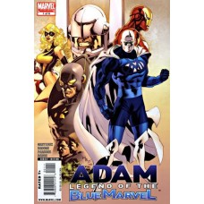 Adam: Legend of the Blue Marvel # 1