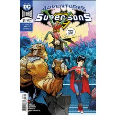 Adventures Of The Super Sons # 3