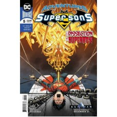 Adventures Of The Super Sons # 5