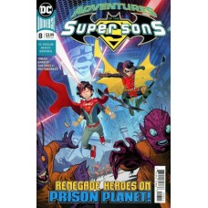 Adventures Of The Super Sons # 8