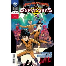 Adventures Of The Super Sons # 7