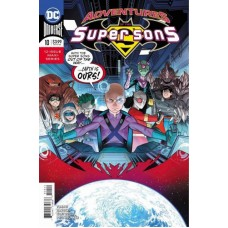 Adventures Of The Super Sons # 10