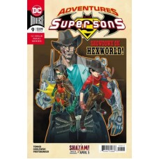 Adventures Of The Super Sons # 9