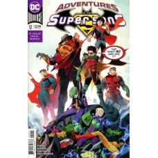 Adventures Of The Super Sons # 12