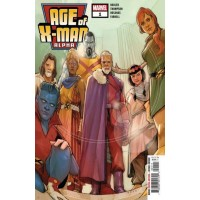 Age Of X-Man: Alpha # 1A Regular Phil Noto Cover