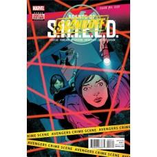 Agents of S.H.I.E.L.D., Vol. 1 # 3A Regular Mike Norton Cover