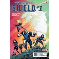 Agents of S.H.I.E.L.D., Vol. 1 # 1A Regular Mike Norton Cover