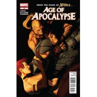 Age of Apocalypse, Vol. 1 # 10