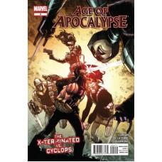 Age of Apocalypse, Vol. 1 # 2A