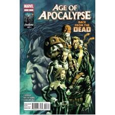 Age of Apocalypse, Vol. 1 # 3