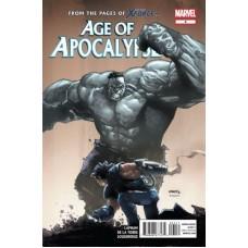 Age of Apocalypse, Vol. 1 # 4A