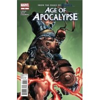 Age of Apocalypse, Vol. 1 # 6