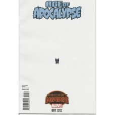 Age of Apocalypse, Vol. 2 # 1E Mike Mayhew 1:15 Ant-Sized Cover