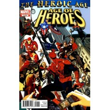 Age of Heroes (2010) # 1A Greg Tocchini Regular Cover