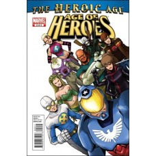 Age of Heroes (2010) # 2
